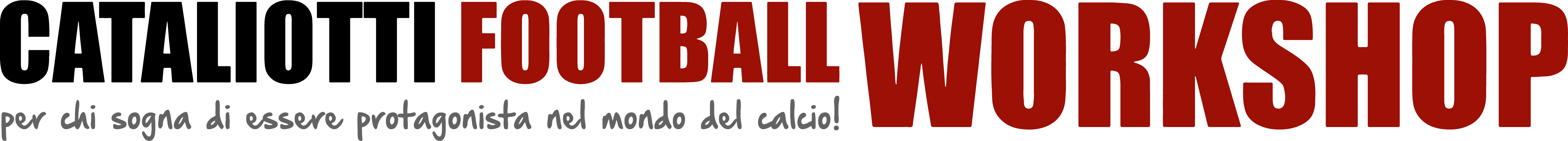 Testimonianze - Cataliotti Football Workshop 533150382fb2